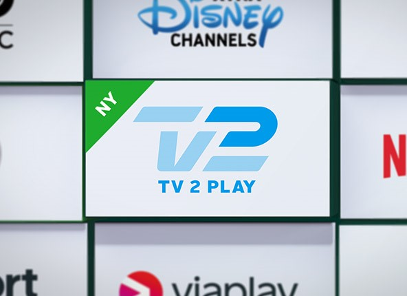 TV 2 PLAY - nyhed i Bland Selv
